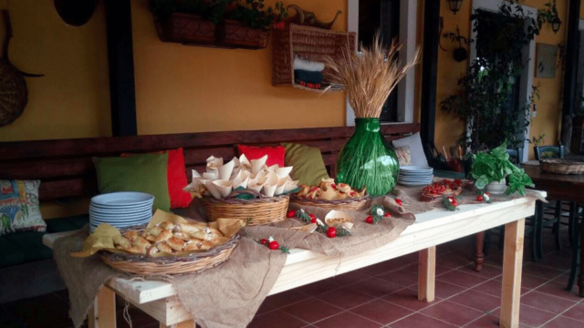 Casale Torre San Magno Calabria Italy south farmhouse family friendly holiday countryside homemade directlyitaly
